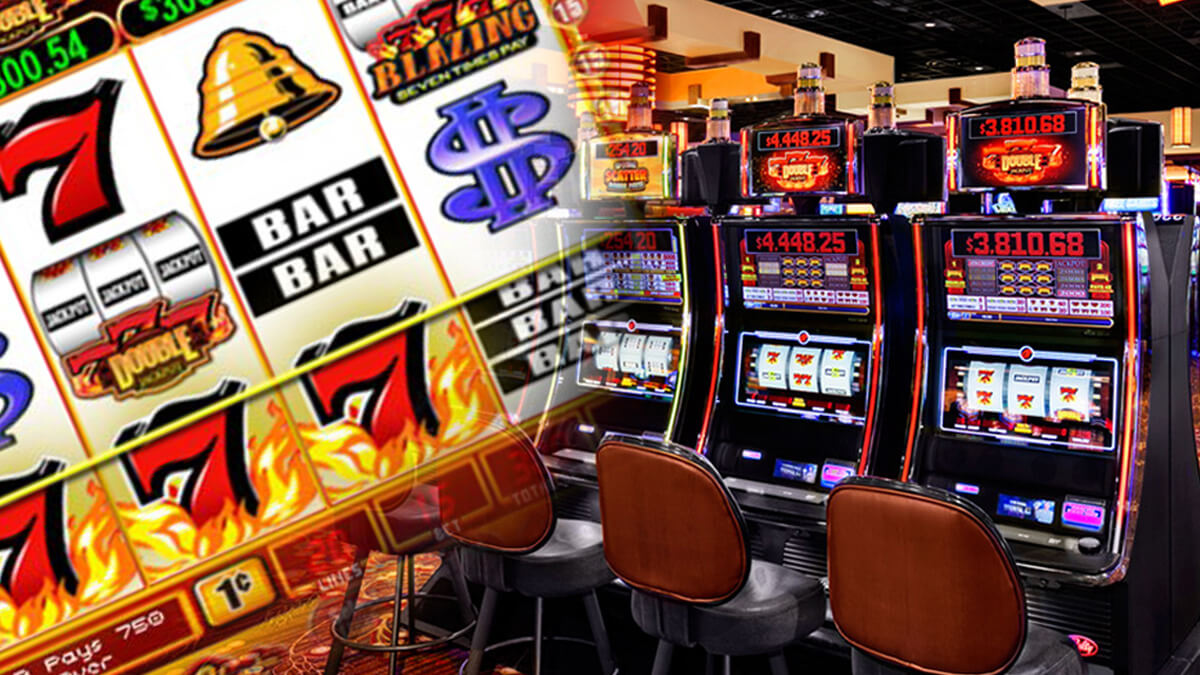 How to determine a licensed slot machine